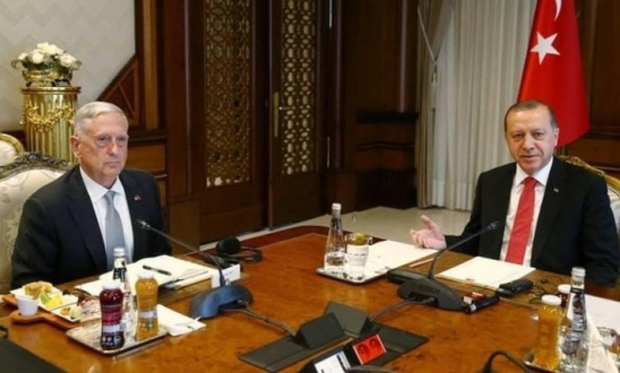 Ενοχλημένη η Άγκυρα από τη στήριξη των ΗΠΑ στους Κούρδους της Συρίας