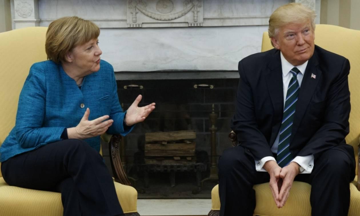 «Βόμβα» Μέρκελ: Δεν θα υποστηρίζαμε «αυτόματα» τις ΗΠΑ σε ένα πόλεμο με την Β. Κορέα