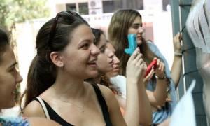 Βάσεις 2017: Αυτή είναι η πόλη που καταγράφτηκε 68% επιτυχία στους υποψήφιους στις πανελλήνιες