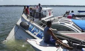 Bραζιλία: Δύο ναυάγια μέσα σε δύο ημέρες - Τουλάχιστον 43 νεκροί