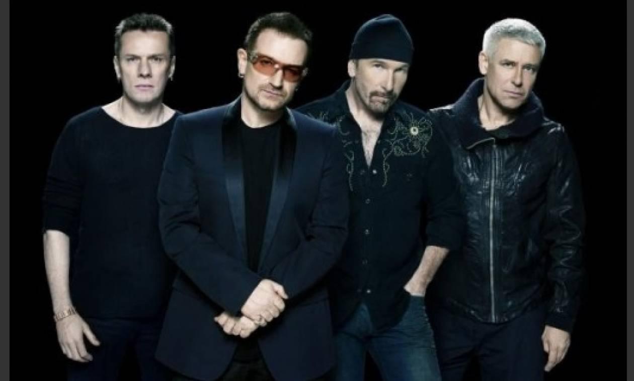 «The Blackout»: το νέο τραγούδι των U2 - Πρωτότυπος ο τρόπος ανακοίνωσής του!