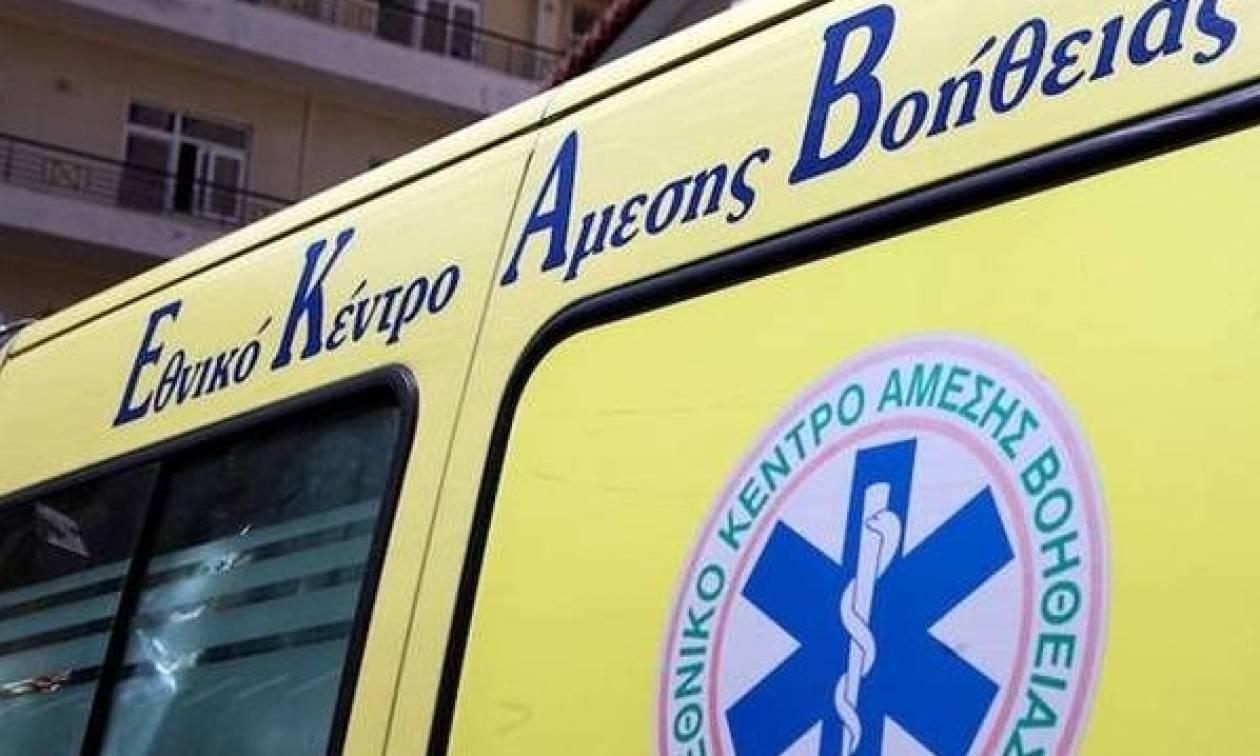 Θεσσαλονίκη: 14χρονος έπεσε στο κενό από τον 1ο όροφο εργοστασίου ενώ έπαιζε
