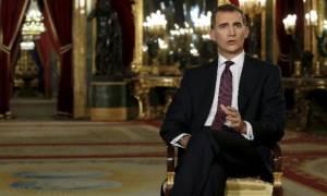 Ο Φελίπε σπάει το πρωτόκολλο - Θα παραστεί σε εκδήλωση κατά της τρομοκρατίας