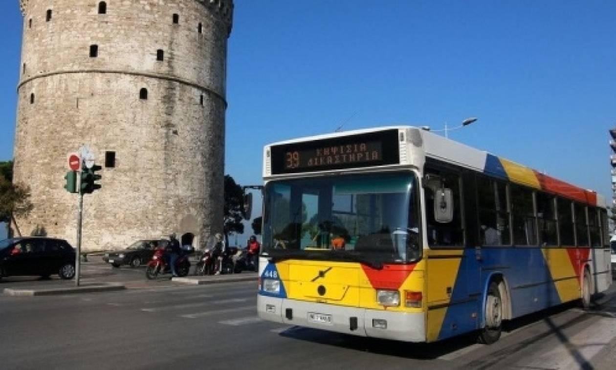 Κατά 70% περισσότερα τα λεωφορεία στη Θεσσαλονίκη τις επόμενες τρεις εβδομάδες