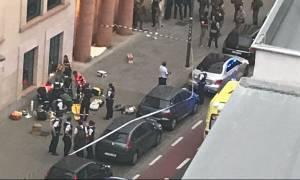 Νέα τρομοκρατική επίθεση στις Βρυξέλλες: Νεκρός ο δράστης (pics+vid)