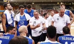 Αυτή είναι η 12αδα της Εθνικής για το Ευρωμπάσκετ!