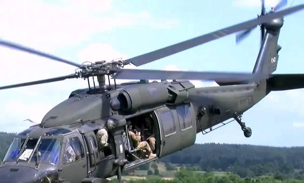 Συνετρίβη ελικόπτερο στην Υεμένη
