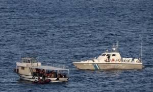 Χανιά: Διάσωση τεσσάρων αλλοδαπών στην Παλαιοχώρα