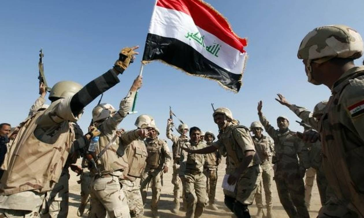 Οι ιρακινές δυνάμεις ανέκτησαν τον έλεγχο της Ταλ Αφάρ από το Ισλαμικό Κράτος