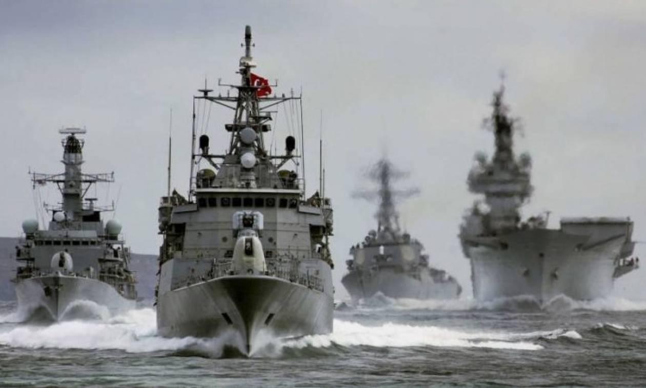 Κρίσιμες εξελίξεις: Ο τουρκικός στόλος κινείται προς Καστελόριζο και Κύπρο