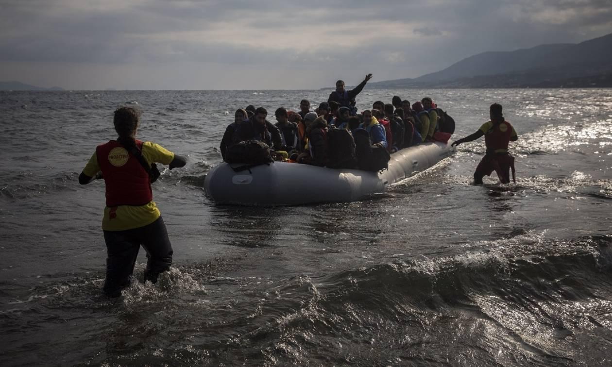 Καστελόριζο: Διασώθηκαν 48 πρόσφυγες - Συνελήφθη ο διακινητής