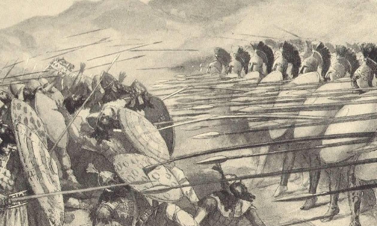 Σαν σήμερα το 479 π.Χ. η Μάχη των Πλαταιών