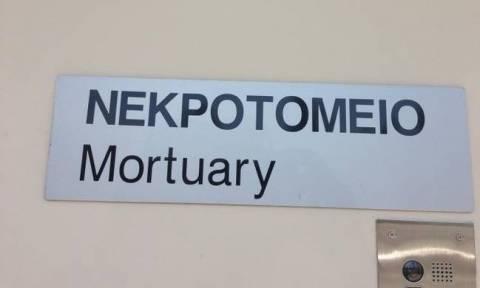Ολοκληρώθηκε η νεκροψία του άτυχου Αντώνη - Αυτή είναι η ακριβής αιτία θανάτου