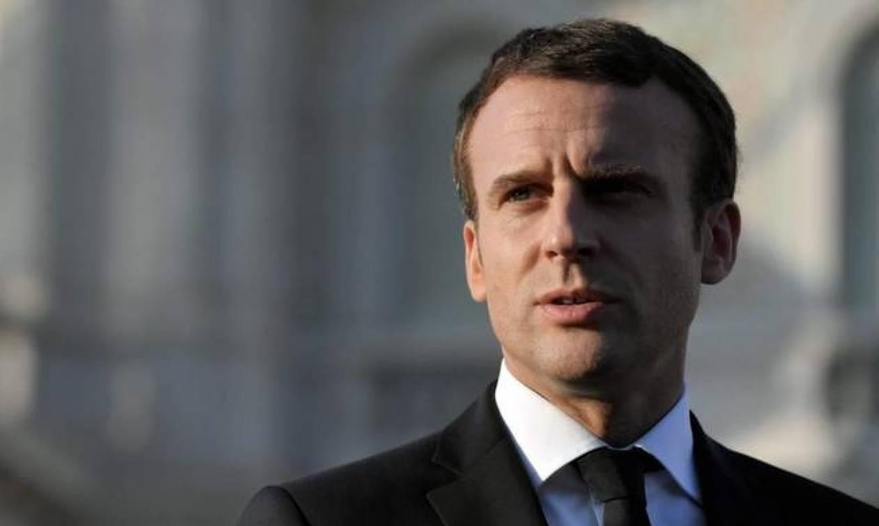 Γαλλία: Καταποντίζεται η δημοτικότητα του Μακρόν μόλις τρεις μήνες μετά την εκλογή του