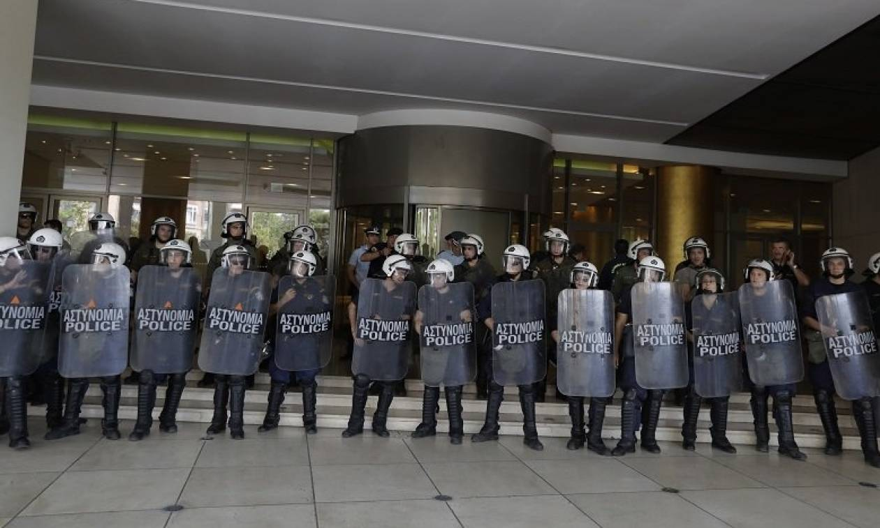 Συναγερμός στην ΕΛ.ΑΣ για την επίσκεψη Μακρόν