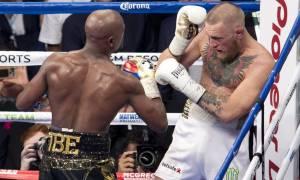 O Mayweather διέλυσε τον McGregor και παρέμεινε... βασιλιάς! (pics+vids)