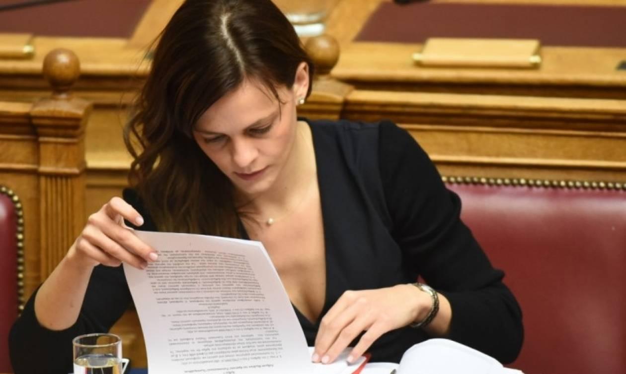 Αχτσιόγλου: Έρχεται νομοσχέδιο που βελτιώνει την καθημερινότητα των εργαζομένων