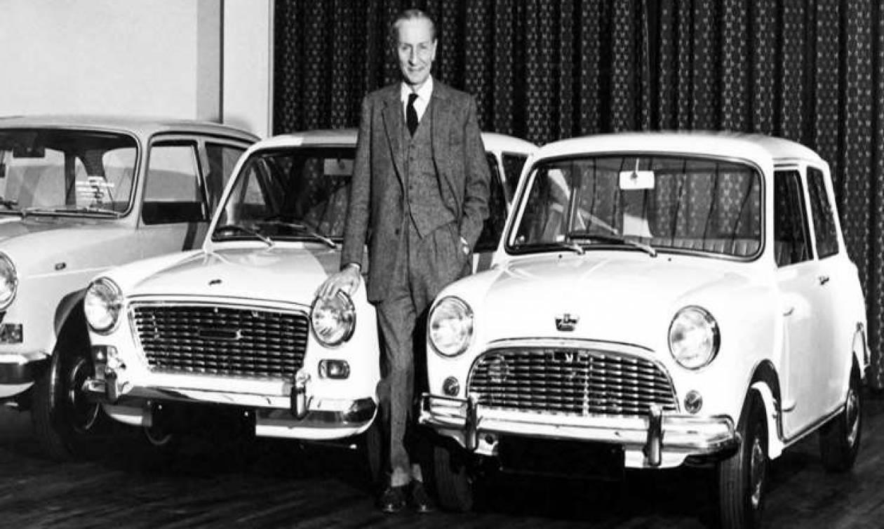 Ο «πατέρας» του Mini Cooper ήταν Έλληνας! Η ιστορία του θρυλικού αυτοκινήτου