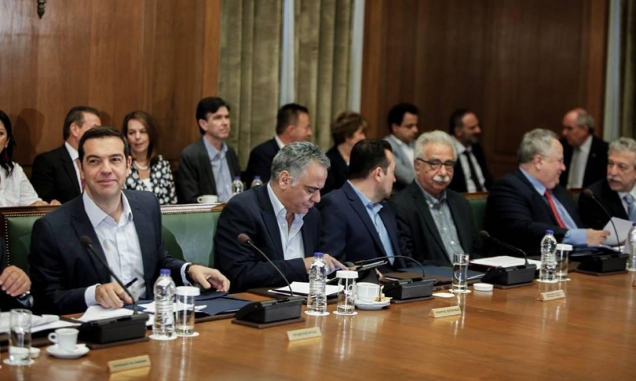 Συνεδριάζει την Δευτέρα (28/8) το υπουργικό συμβούλιο