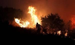 Φωτιά ΤΩΡΑ - Ζάκυνθος: Κάηκε σπίτι έξω από το χωριό Μαριές