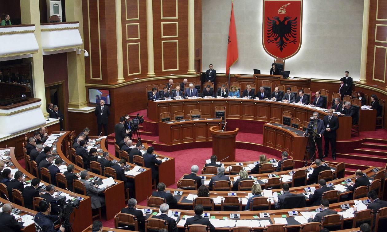 Αλβανία: Ο πρωθυπουργός Έντι Ράμα ανακοίνωσε τη σύνθεση της νέας κυβέρνησης