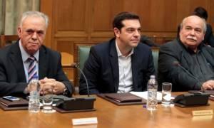 Συνεδριάζει το Υπουργικό Συμβούλιο
