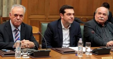 PM Tsipras to chair cabinet meeting on Monday (28/08/2017)