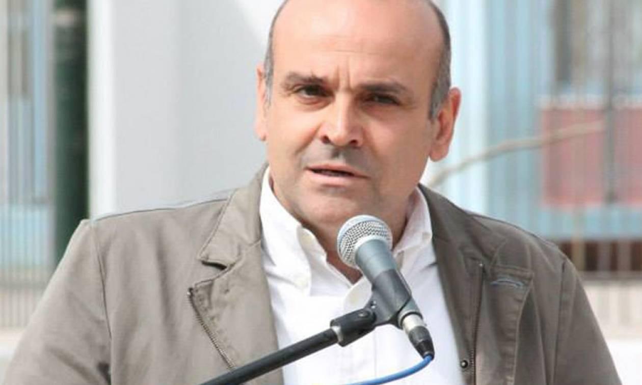 Συνελήφθη ο δράστης που μαχαίρωσε τον δήμαρχο Ελευσίνας