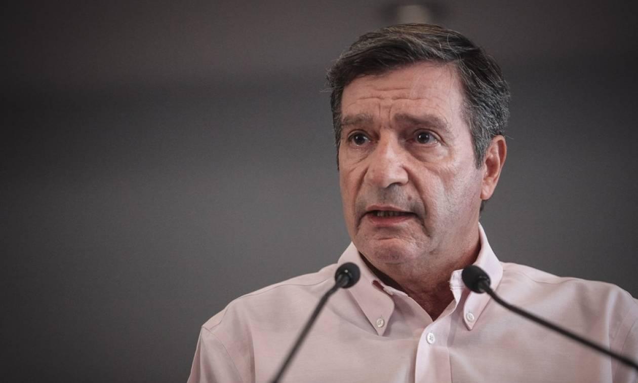 Καμίνης: Ανακοίνωσε την υποψηφιότητά του για την ηγεσία της Κεντροαριστεράς