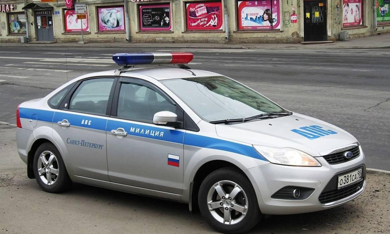 Ρωσία: Επίθεση με μαχαίρια κατά αστυνομικών