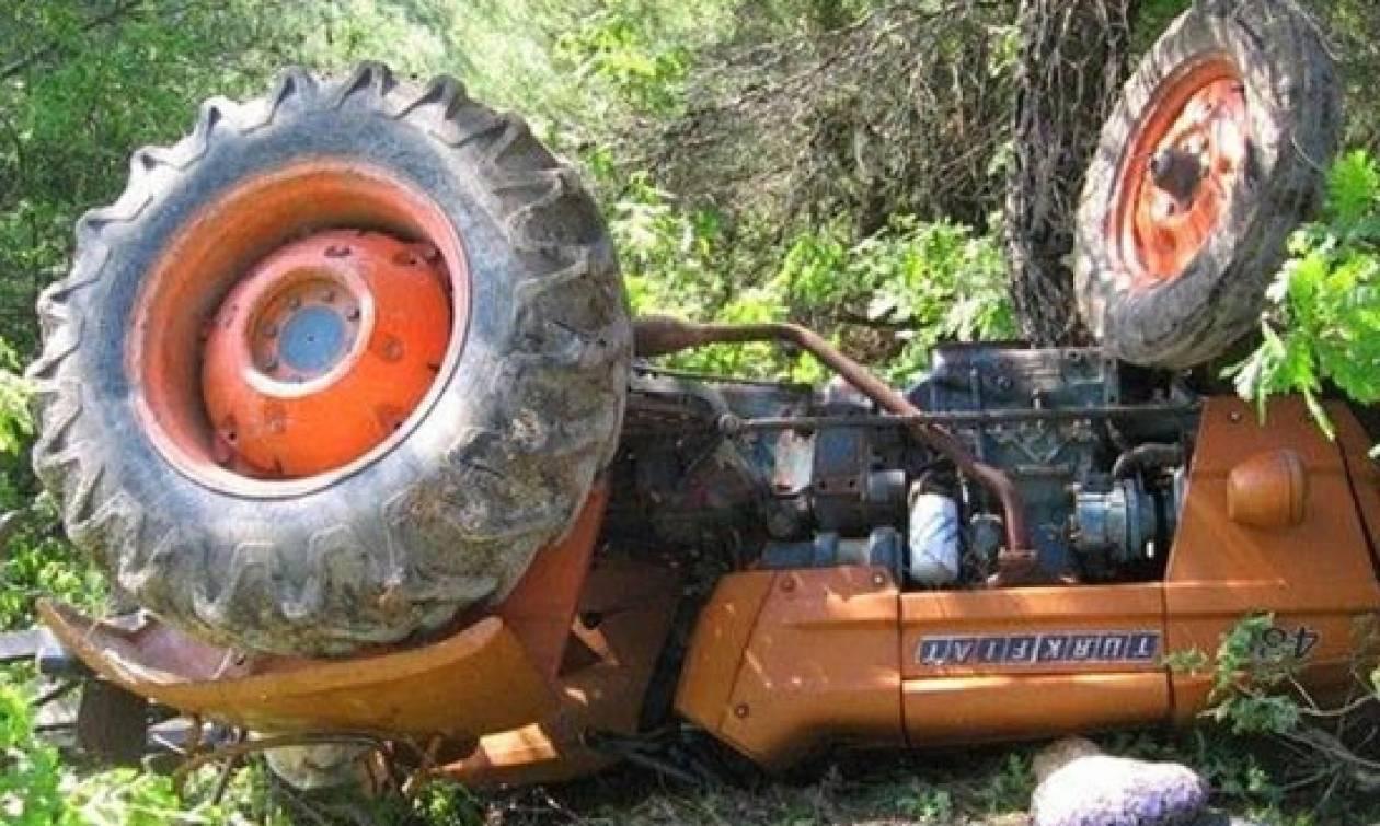 Τραγωδία στη Λήμνο: Νεκρό 12χρονο αγοράκι σε τροχαίο με τρακτέρ