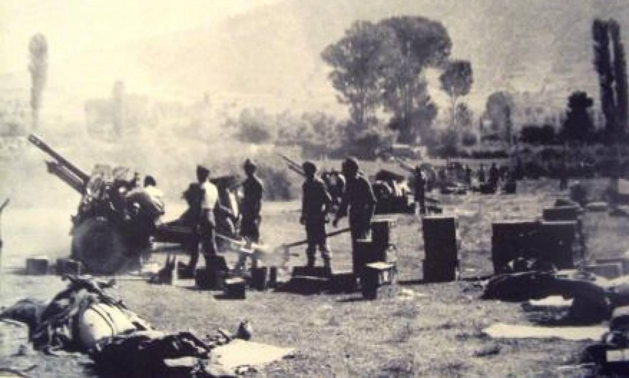 Σαν σήμερα το 1949 έληξε ο εμφύλιος πόλεμος στην Ελλάδα
