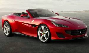 Η νέα εισαγωγική Ferrari λέγεται Portofino και έχει 600 ίππους