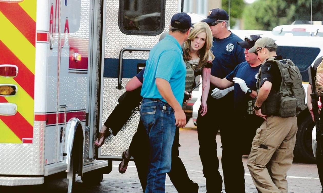 Συναγερμός στις ΗΠΑ: Ένοπλος άνοιξε πυρ σε βιβλιοθήκη – Υπάρχουν νεκροί (Pics+Vid)