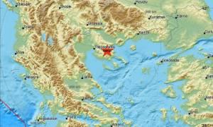 Σεισμός στη Βόλβη
