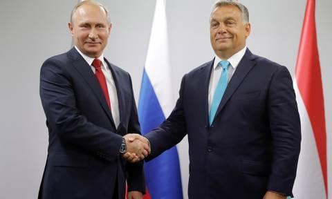 "Путин и Орбан обсудили европейскую повестку и реализацию проекта АЭС ""Пакш"""