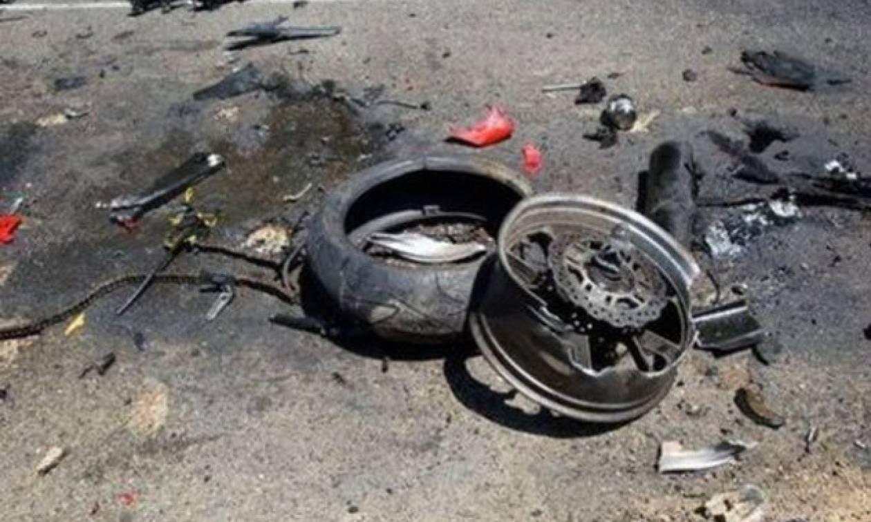 Θρήνος για το θάνατο του 17χρονου Βασίλη - Σκοτώθηκε σε τροχαίο