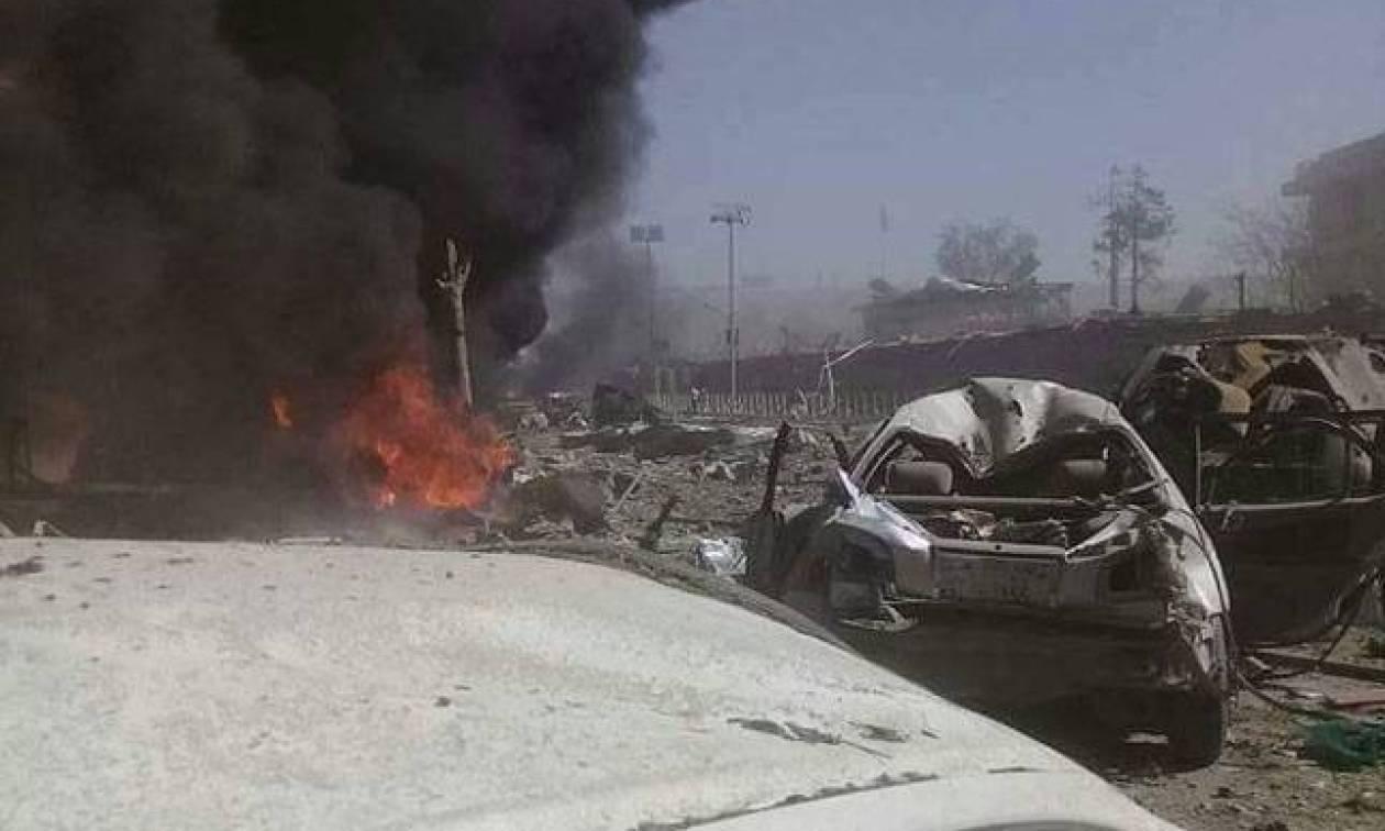 Καμπούλ: Φονική έκρηξη κοντά στην αμερικανική πρεσβεία