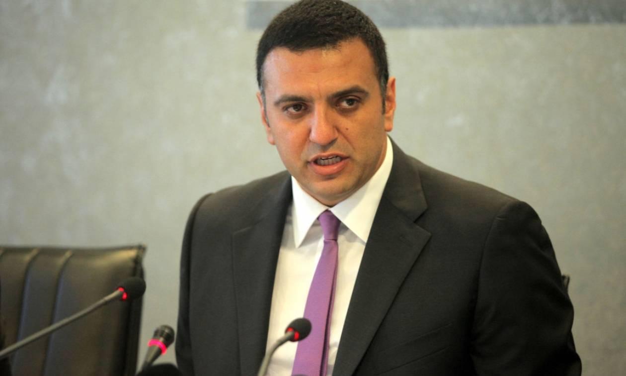Κικίλιας: Η κυβέρνηση αντιλαμβάνεται τους Έλληνες ως πελάτες