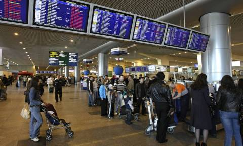 Между Афинами и Москвой количество авиарейсов будет увеличено до 35 в неделю