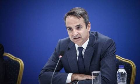 ND leader Mitsotakis lashes out at the government