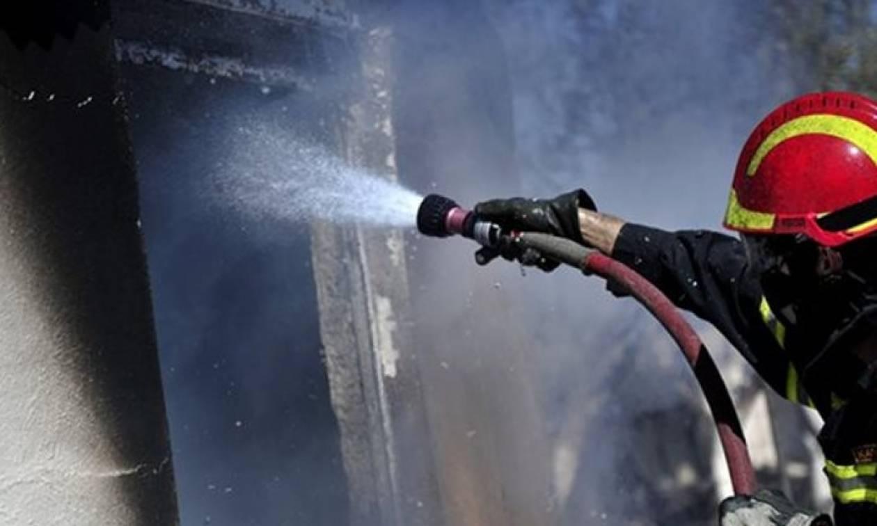 «Συναγερμός» στην ΕΛ.ΑΣ. - Παιδιά έβαζαν φωτιές σε σχολεία στην Ηλιούπολη