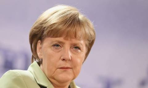 Greece in 'much better state' than a year ago, Merkel says