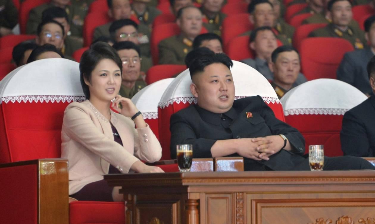 Αποκάλυψη: Να γιατί ήταν εξαφανισμένη η σύζυγος του Κιμ Γιονγκ Ουν!