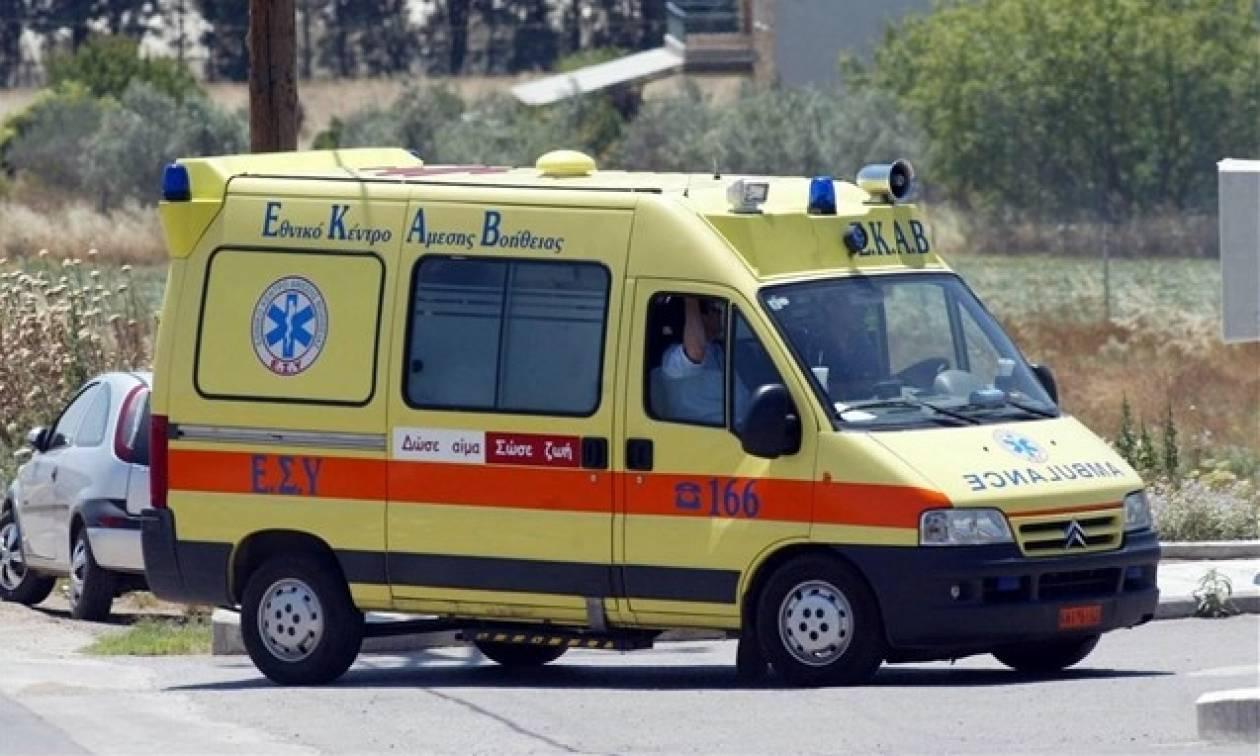 Τραγωδία στη Λαμία: «Έσβησε» στην άκρη του δρόμου