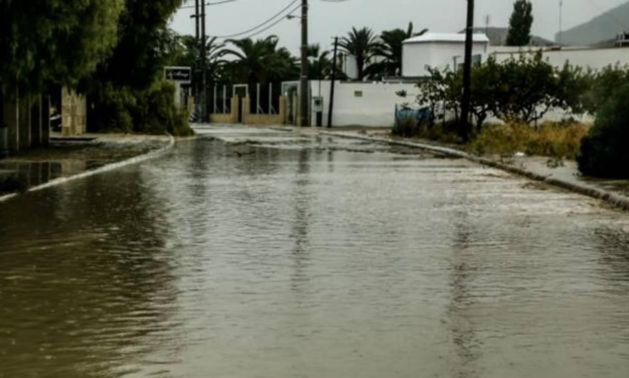 Αποκατάσταση ζημιών σε κτήρια που επλήγησαν από τις πλημμύρες του 2016 σε Κεφαλονιά και Ζάκυνθο