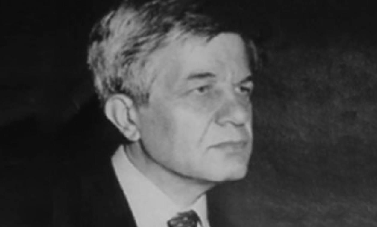 Θλίψη - Πέθανε ο πρώην διοικητής της ΑΤΕ Δημήτρης Κανελλόπουλος