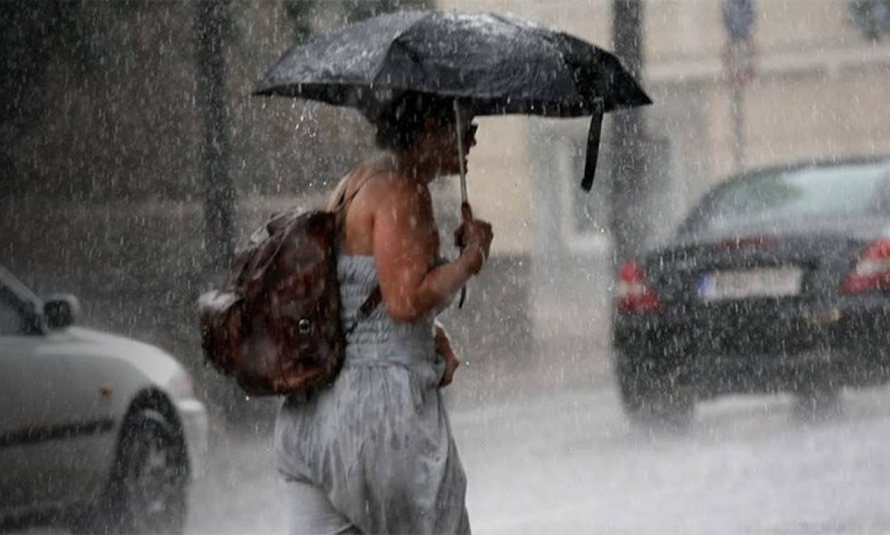 Καιρός ΤΩΡΑ: Σε αυτές τις περιοχές θα βρέξει τις επόμενες ώρες