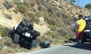 Κρήτη: Τραυματίστηκε σε τροχαίο ο Μάσσα (vid)