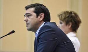 Ο Αλέξης Τσίπρας παρουσιάζει την Εθνική Στρατηγική για τη Διοικητική Μεταρρύθμιση